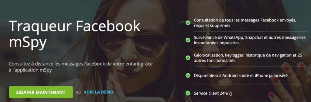 facebook page de personne socialement active